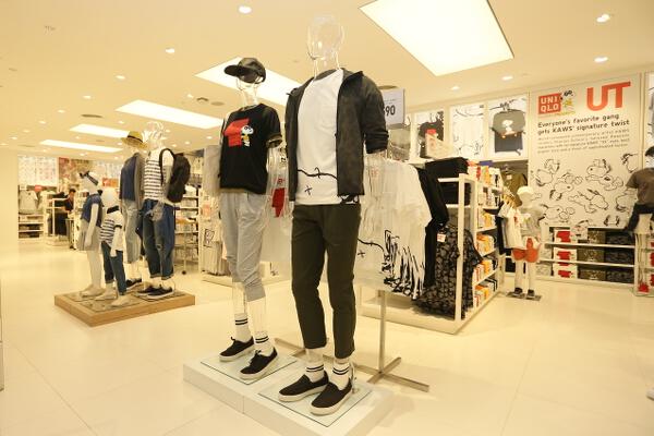 UNIQLO UT at SM Megamall_Store Photo 2