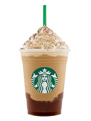 Irish Cream Coffee Pudding Frappuccino