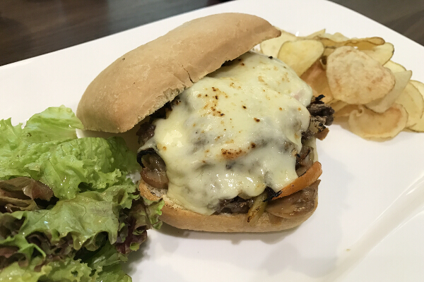 Somerset Abuela burger