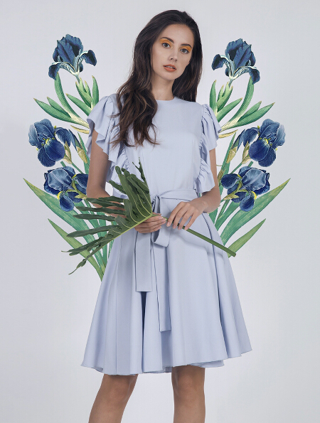 Cortez dress in blue (P2,298)