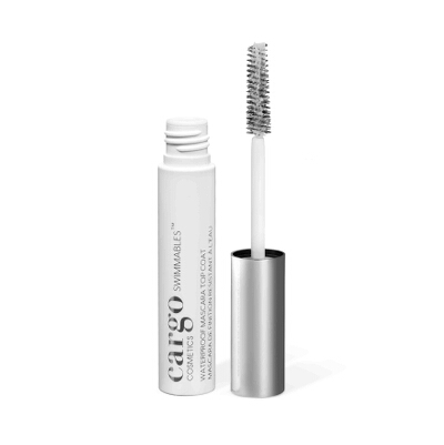 Cargo Swimmables Waterproof Mascara Top Coat with product- P 1150