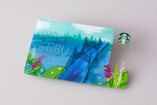 FIN_Cebu Starbucks Card