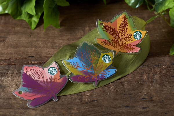 Maple Leaf Starbucks Card