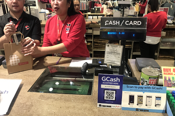 gcash-bench