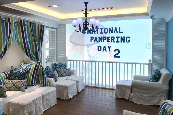 national pampering day