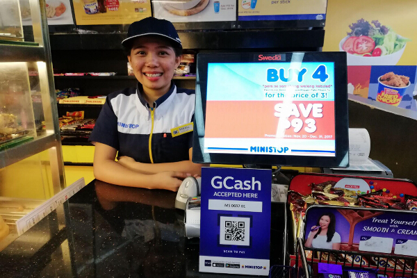 We can now go cashless at Ministop, thanks to GCash | TRIXIE REYNA