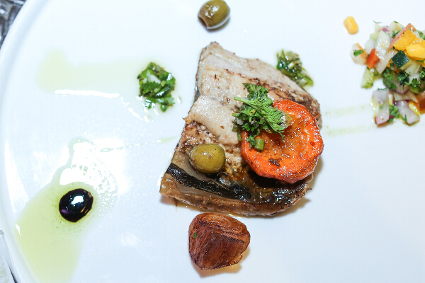 Chef Kalel's Spanish Style Balsamic Bangus Belly
