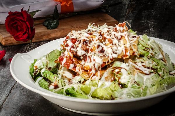 Taco BBQ Salad