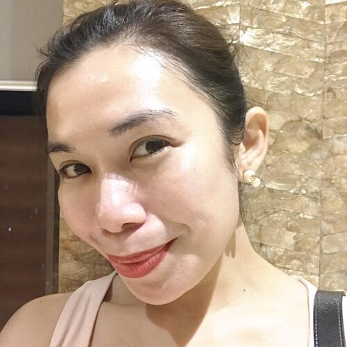 Facial Care Center post Honey Almond Facial trixie