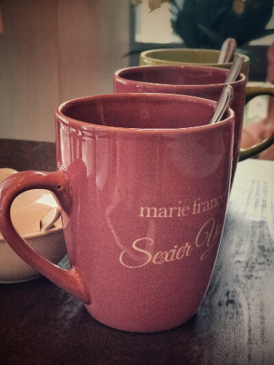 Marie France Mugs - mich