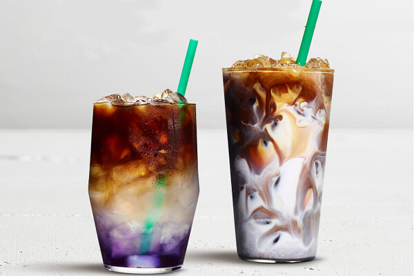 Starbucks Layered Cold Brew