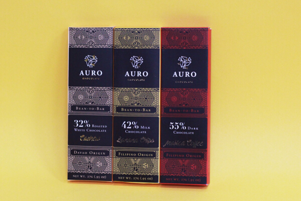 Auro with flavors
