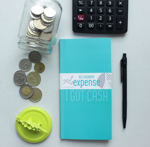 Expense day book