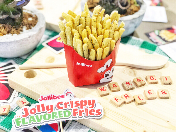 Jollibee Wasabi Fries