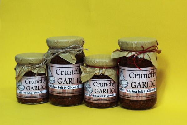 Josefina_s Crunchy Garlic