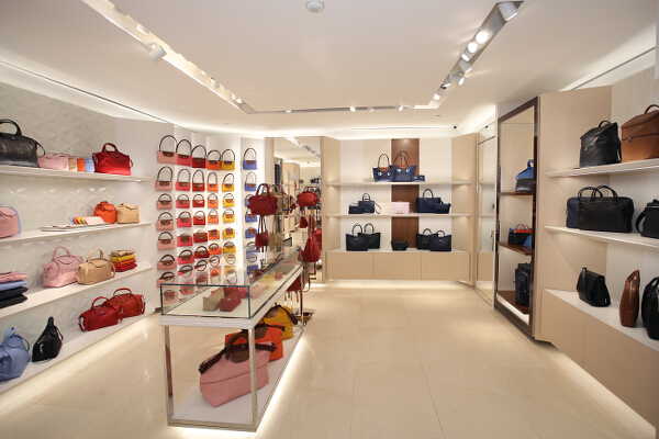 Longchamp Boutique at Rustan_s Makati - Interior 6