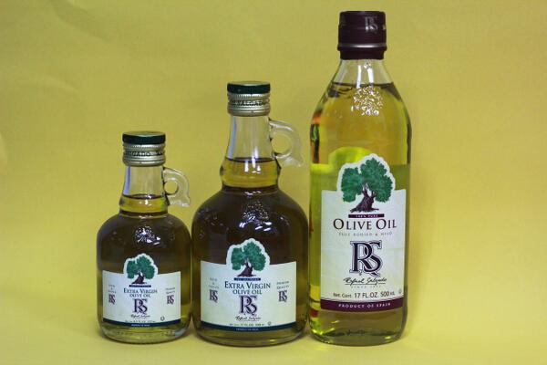 Rafael Salgado Olive Oils 1