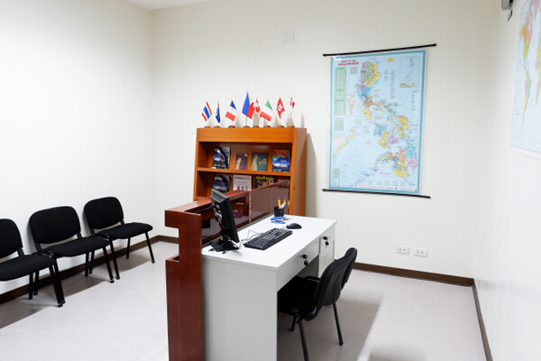 Tourism Simulation Room