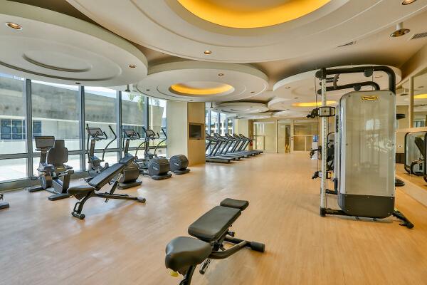 Courtyard Iloilo Fitness Center