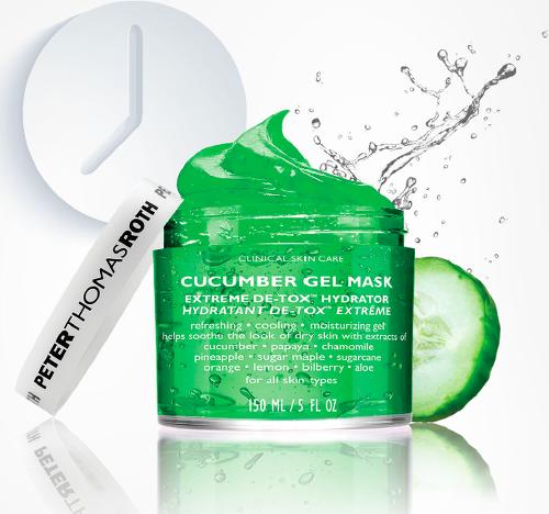 PTR Cucumber Gel Mask