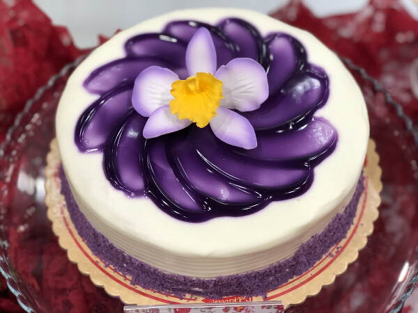 How Much Is Red Ribbon Ube Cake