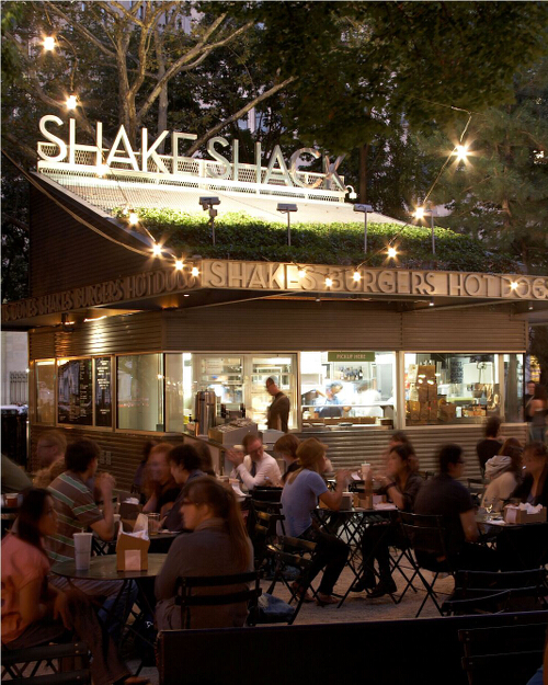 Shake Shack Madison Square Park    2