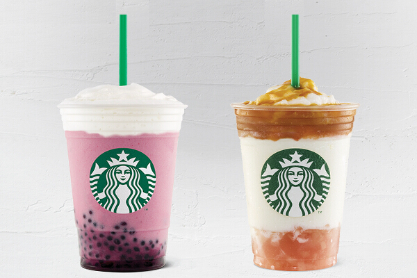 Starbucks July 2018 Frappuccino