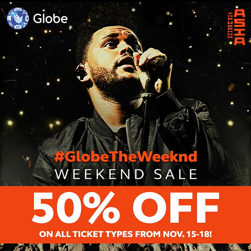 Globe The Weekend main
