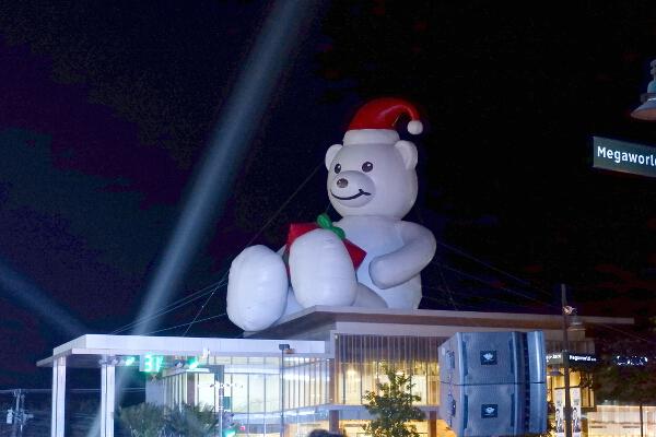 Christmas Bear IBP 2