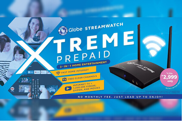 Globe Streamwatch Xtreme Prepaid KV-main
