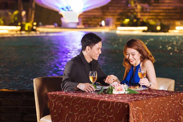 HiltonManila-ValentinesPoolsideDinner