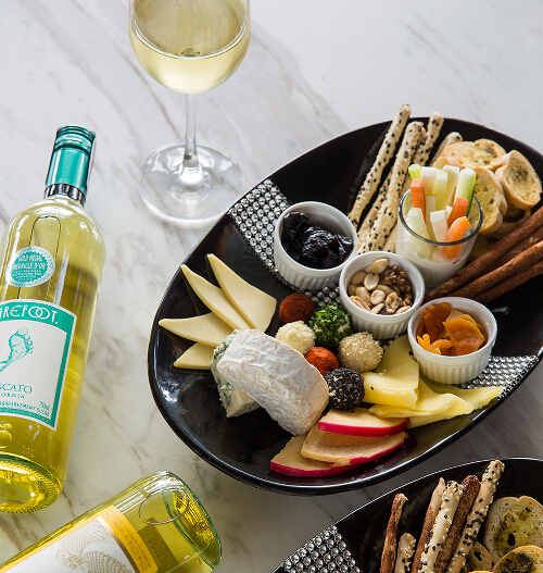 RHI No to VD - Free Cheese Platter for Wine orders