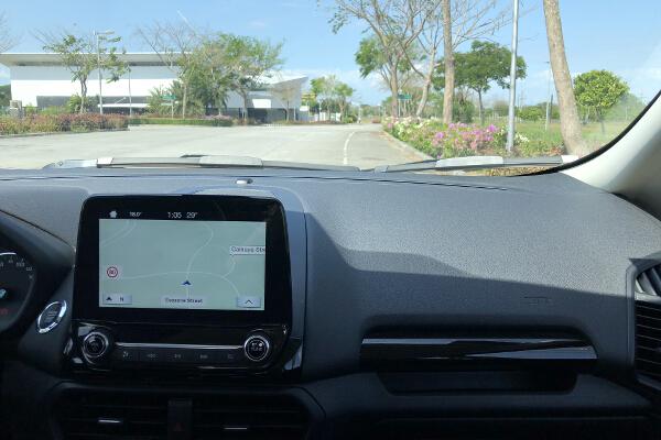 EcoSport Navigation 4