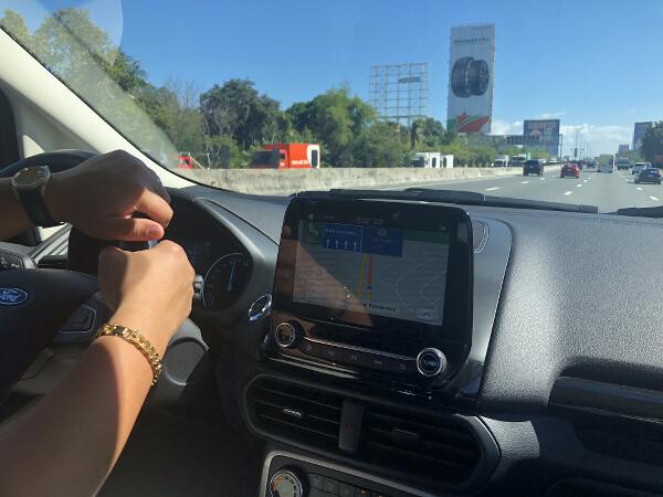 EcoSport navigation 1