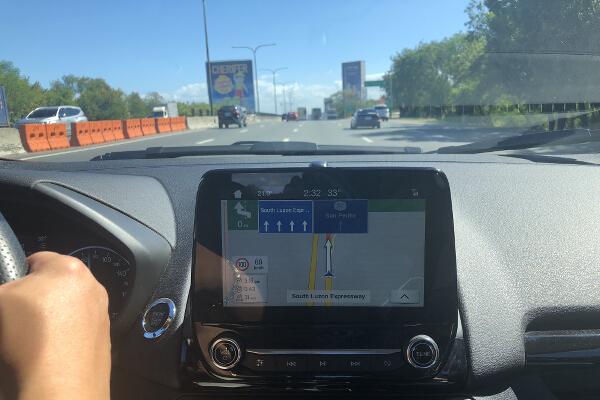 EcoSport navigation 2