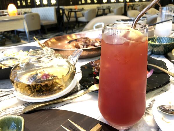 Hua Ting fruit iced tea