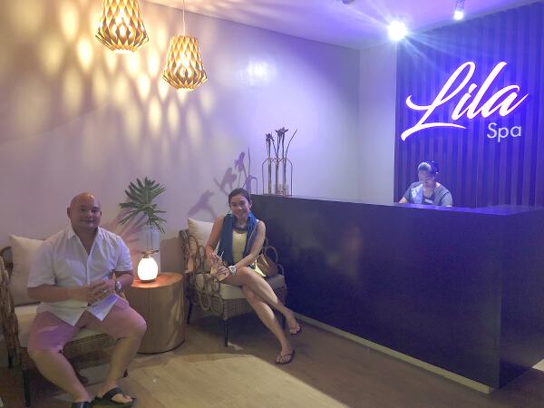 Savoy Boracay Lila Spa Jessie Trixie