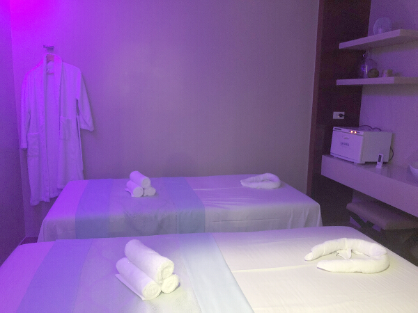 Savoy Boracay Lila Spa treatment room