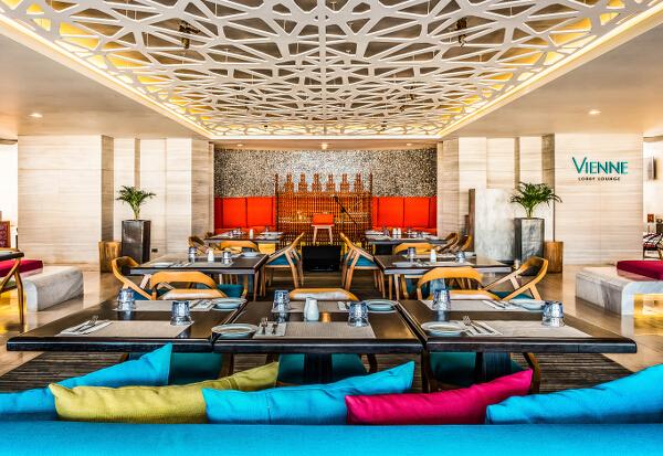 Savoy Boracay Vienne Lobby Lounge