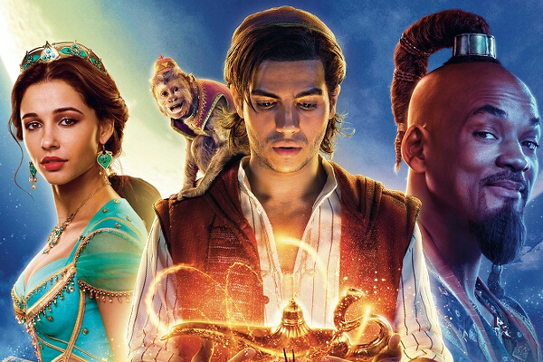 Globe Postpaid Disney's Aladdin promo