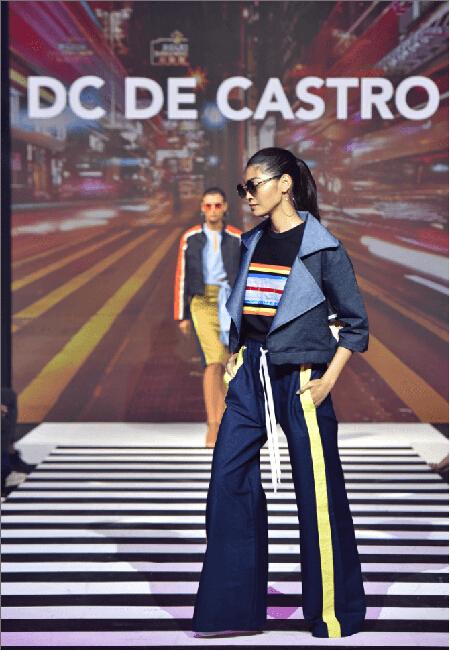 Designed by DC De Castro Zalora 2018 Emerging Designer