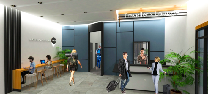 IBP Transport Hub Traveller's Lounge