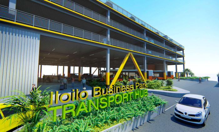 Iloilo Business Park Transport Hub