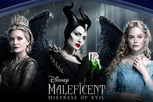 Disney Maleficent 2 flash