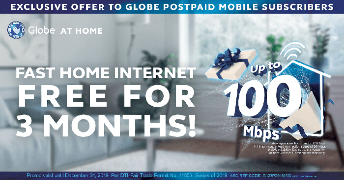 Free Home Internet for 3 Months KV