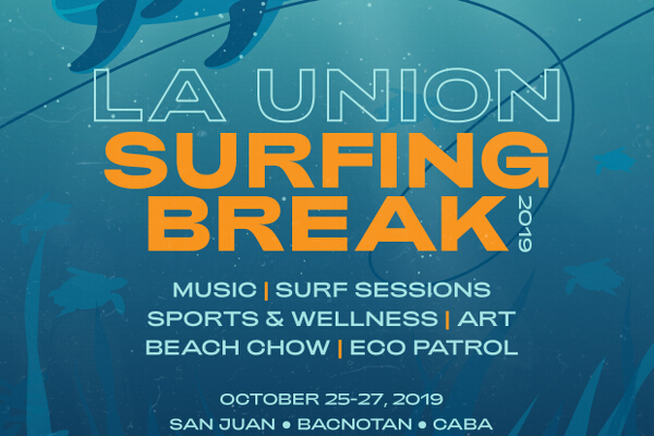 La Union Surf Break main
