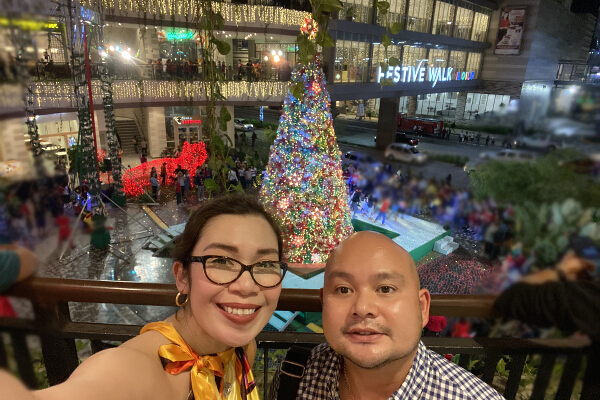 Iloilo Business Park Christmas 2019 jessietrixie