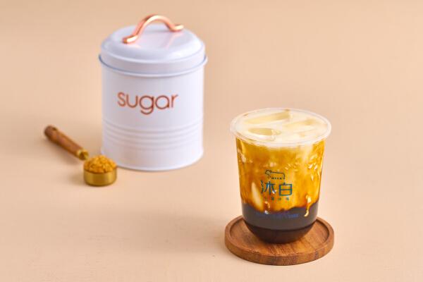 Brown Sugar Pearl Milk
