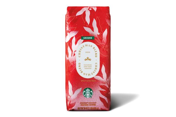 Starbucks Christmas Blend 2020