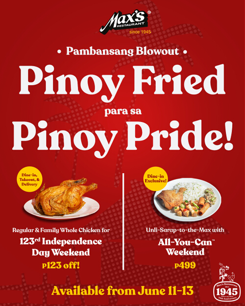 Maxs Pinoy Fried Pinoy Pride body